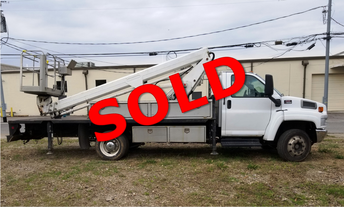 Truck Sold